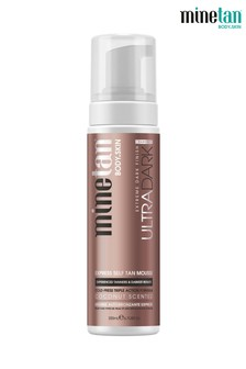 MineTan Ultra Dark Self Tan Foam 200ml