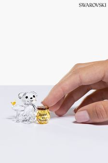 Swarovski Sweet As Honey Kris Bear Ornament
