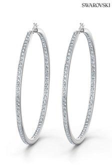Swarovski Rare Hoop Earrings