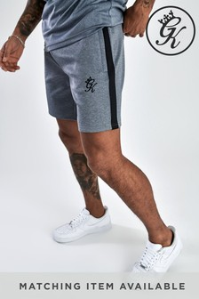 Gym King Side Stripe Shorts