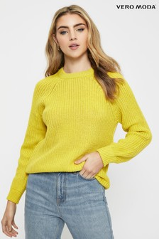 Vero Moda Round Neck Knitted Jumper