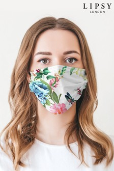 Treat Republic x Lipsy Printed Face Covering
