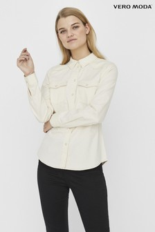 Vero Moda Slim Denim Shirt
