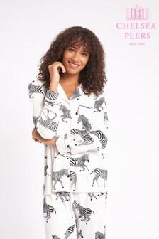 Chelsea Peers Modal Revere Pyjama Set