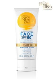 Bondi Sands Sunscreen Lotion for Face SPF 50+ Fragrance Free