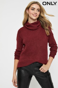 Only Roll Neck Jumper