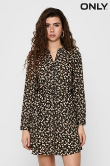 Only Printed Shirt Dress