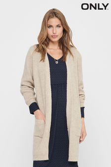 Only Longline Knitted Cardigan