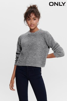 Only Ribbed Jumper