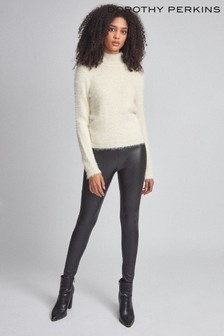 Dorothy Perkins Faux Leather Legging
