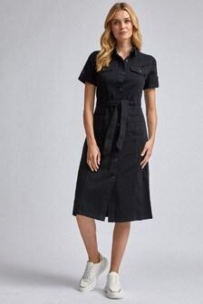 Dorothy Perkins Denim Shirt Dress