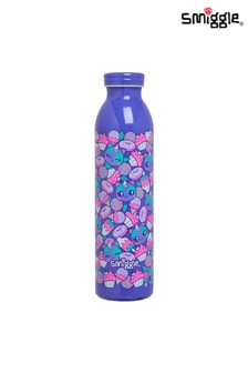 Smiggle Budz Slimline Stainless Steel Drink Bottle