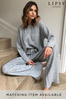 Lipsy Rib Knitted Lounge Trouser