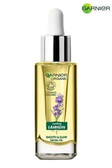 Garnier Organic Lavandin Smooth and Glow Facial Oil 30ml