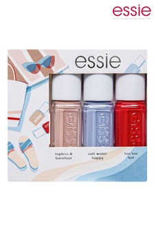 essie Nail Polish Summade Shade Kit (Worth £24)