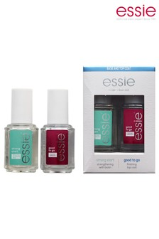 essie Nail Care Duo Set (Worth £18)