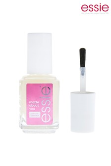 essie Matte About You Nail Polish Top Coat