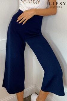 Lipsy High Waist Culotte Trouser
