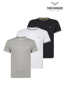 Threadbare 3 Pack T-Shirts