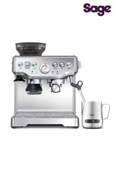 Sage Barista Express™ Bean-to-Cup Coffee Machine with Milk Jug