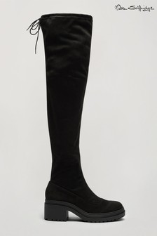 Miss Selfridge Otto High Knee Boots