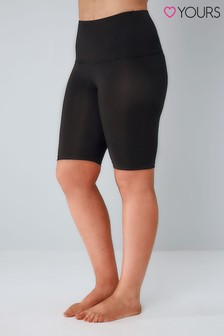 Yours Curve Elastic Control Shorts