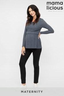 Mamalicious Maternity Nursing Knitted Jumper