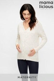 Mamalicious Maternity Knitted Cardigan