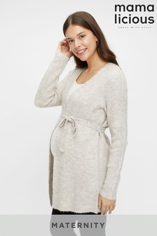 Mamalicious Maternity Wrap Cardigan