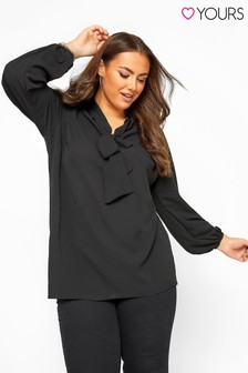Yours London Bow Blouse