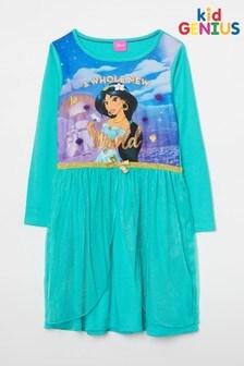 Kid Genius Long Sleeve Princess Nightie