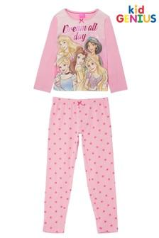Kids Genius Short Sleeve Character PJ Set