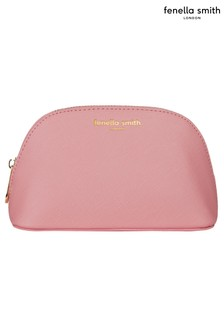 Fenella Smith Blush Oyster Cosmetic Case