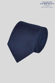 Charles Tyrwhitt Stain Resistant Textured Plain Tie