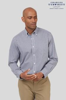 Charles Tyrwhitt Gingham Slim Fit Shirt