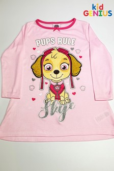 Kids Genius Girls Paw Patrol Skye Nightshirt