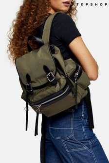 Topshop Nylon Backpack