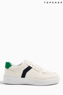 Topshop Charlton Lace Up Trainer