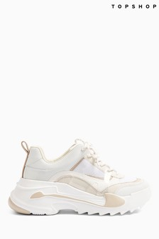 Topshop Candid Chunky Trainer