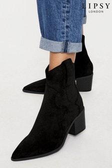 Lipsy Western Low Boot