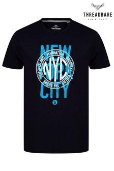 Threadbare Slogan T-Shirt