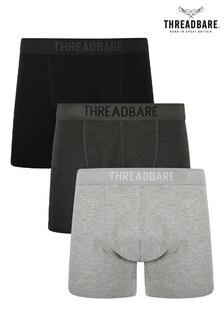 Threadbare Pants Pack of 3