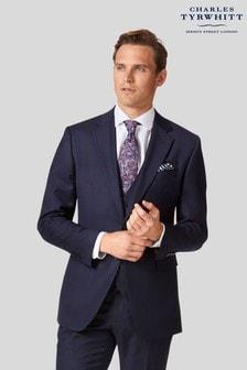 Charles Tyrwhitt Slim Fit Twill Business Suit Jacket