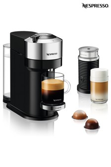 Nespresso Vertuo Next Deluxe Chrome & Milk by Magimix