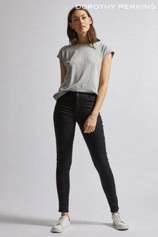 Dorothy Perkins Short Ellis Skinny Jeans