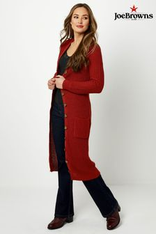 Joe Brown Ultimate Cosy Longline Cardigan