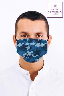 Treat Republic Face Covering
