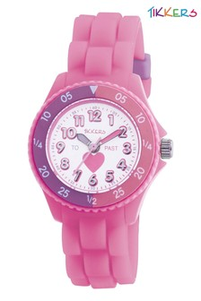 Tikkers Time Teacher Kids Watch With Plastic Casing
