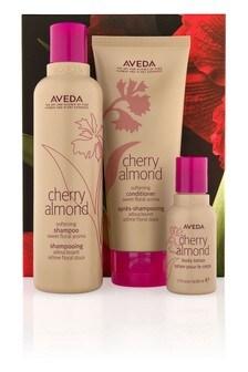 Aveda Cherry Almond Softening Hair & Body Trio (worth £44)