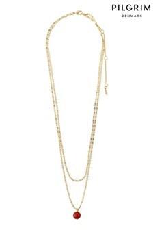 PILGRIM Haven Necklace